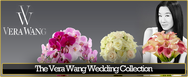 Wedding Flowers - Vera Wang Wedding Collection